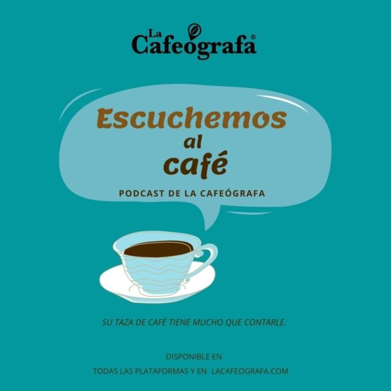 Escuchemos al café | La Cafeógrafa
